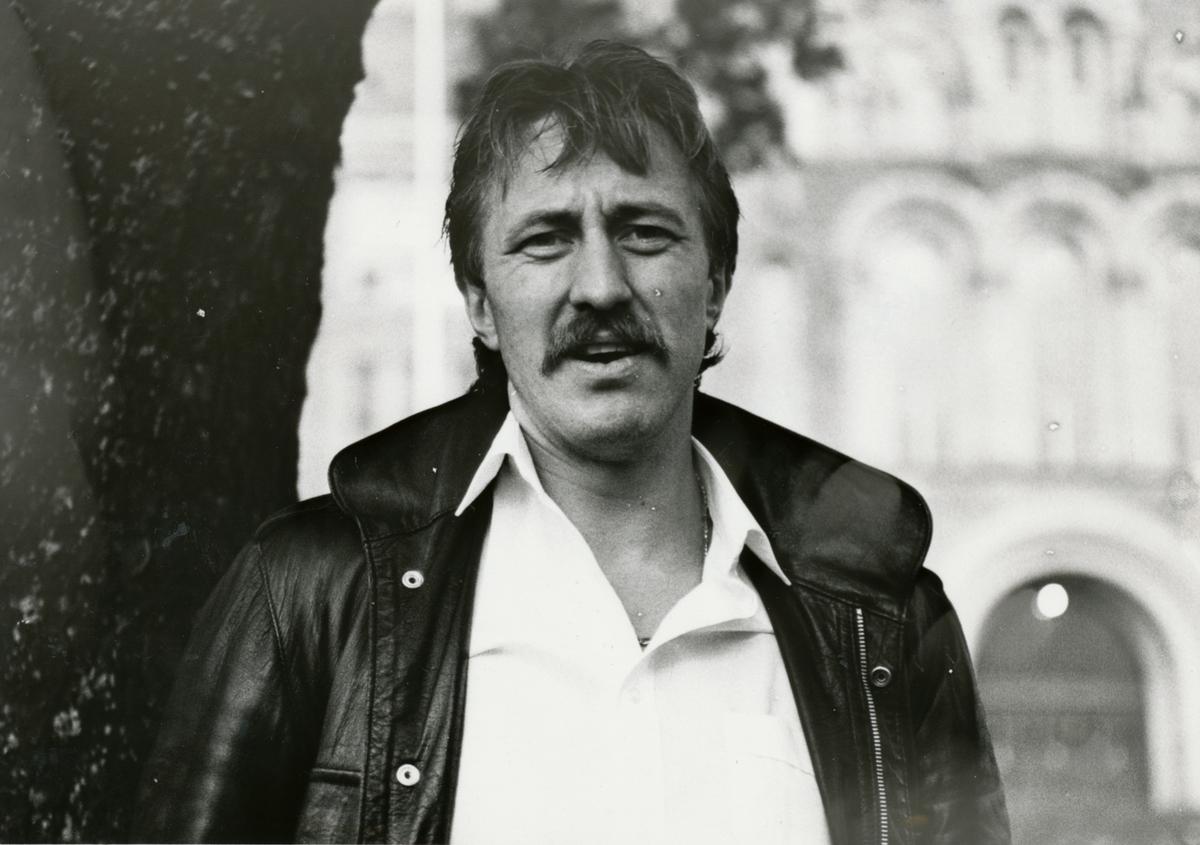 Portrett, 3, Roger Albertsen