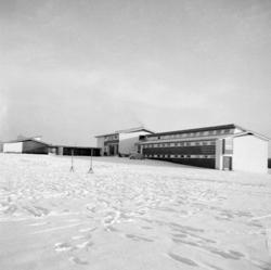 Stavsberg skole, Furnes.