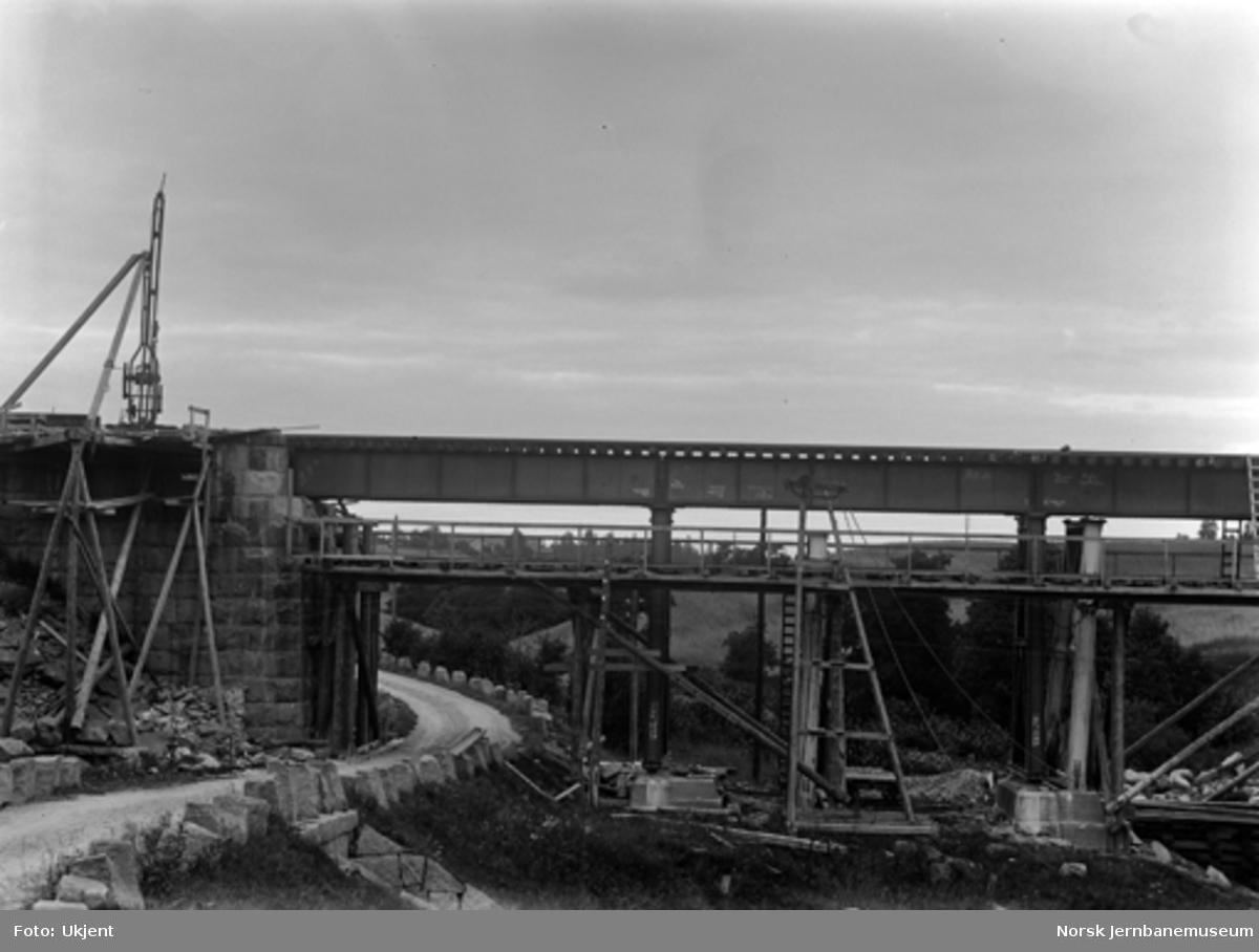 Ombygging av Ingedal viadukt