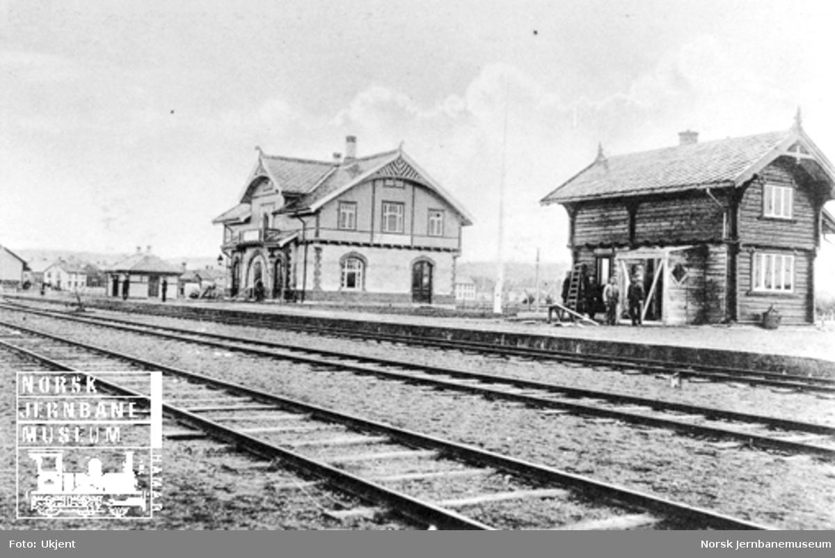 Verdal stasjon