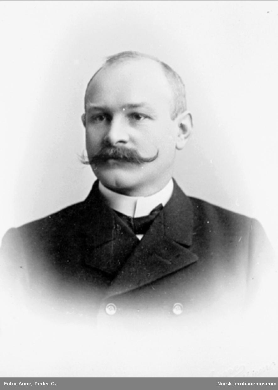 Portrett av Thv. Jenssen