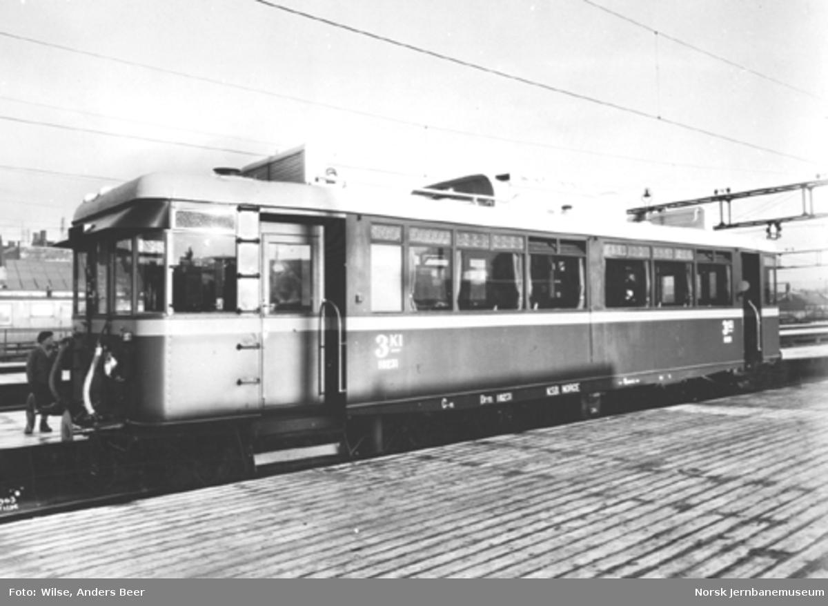 Bensinmotorvogn litra Cm type 14 nr. 18231