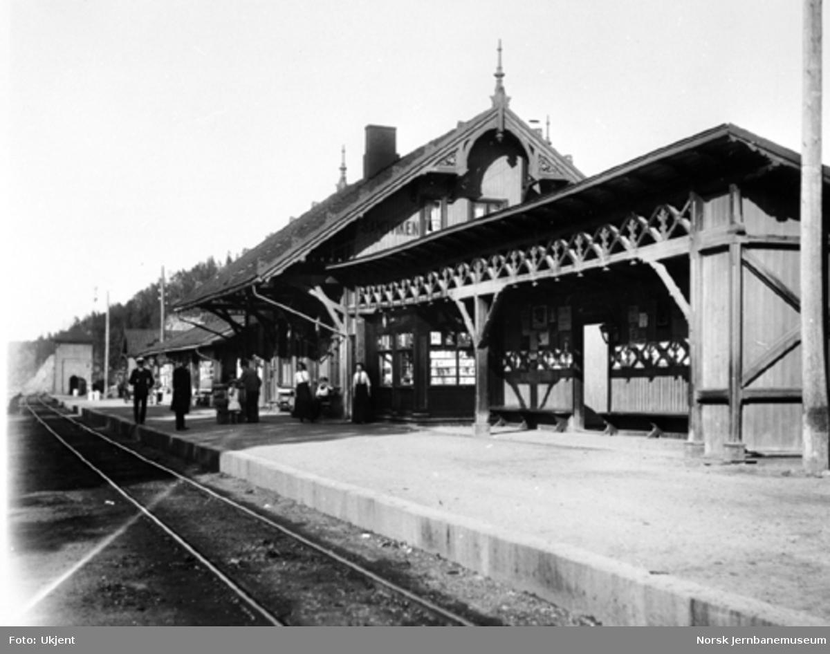 Sandvika stasjonsbygning