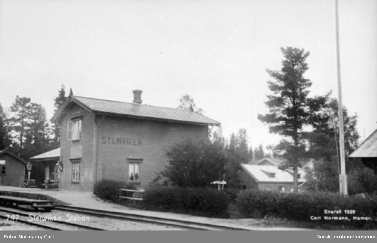Steinvik stasjon