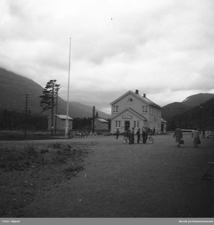 Dunderland stasjon