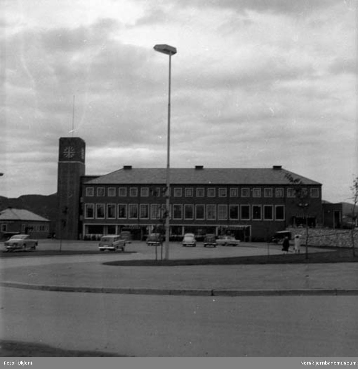 Bodø stasjon
