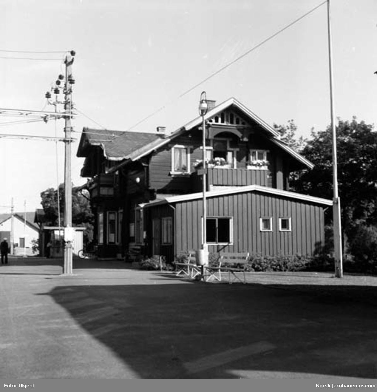 Hakadal stasjon