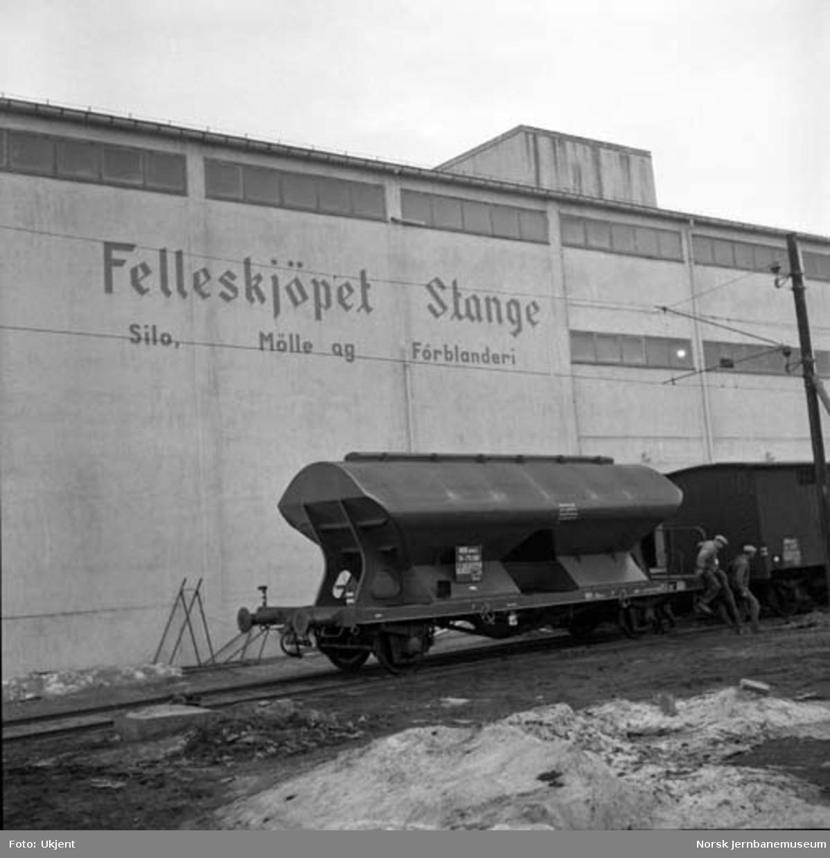 NSB bulkvogn litra U4 nr. 75100