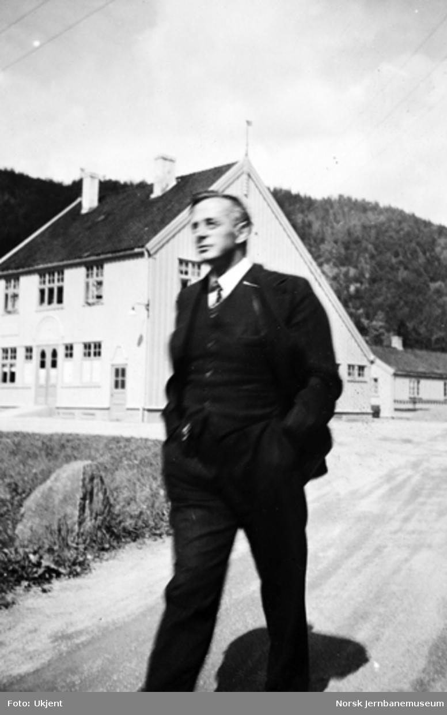 Avdelingsingeniør Eyvind Rian