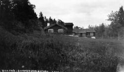 Barfrøstue fra Gammelstu Trønnes, Stor-Elvdal og sommerstue