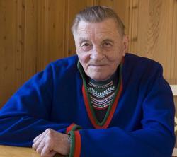 Portrett av Jonas Danielsen.