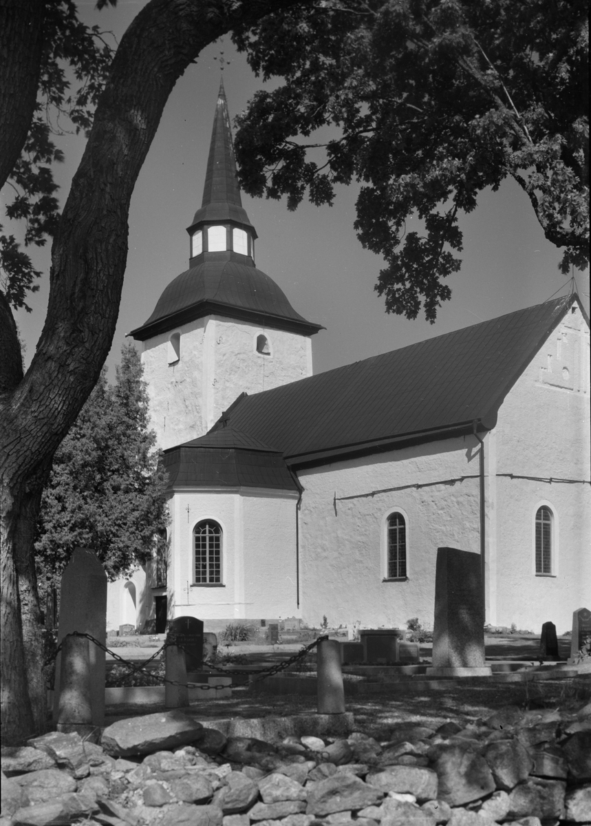 Enköpings-Näs kyrka, Enköping, Uppland