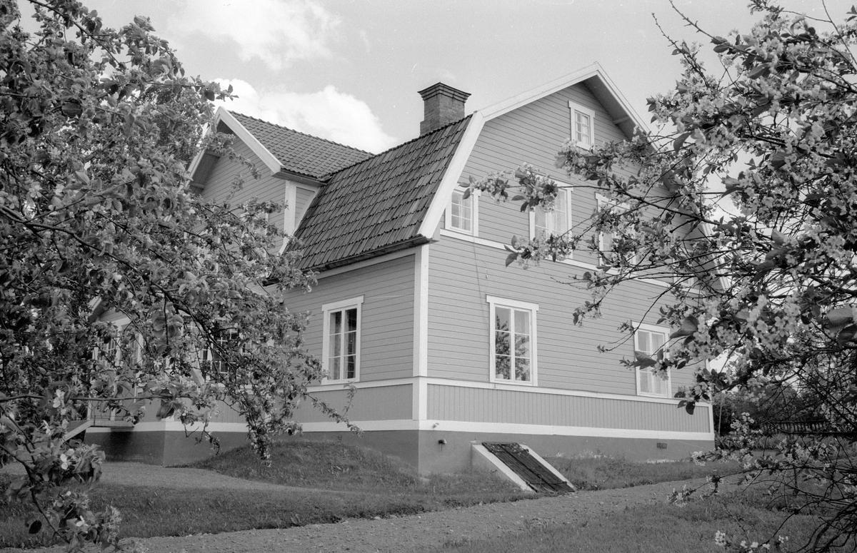 Mangårdsbyggnad, Ekeby, Fullerö 23:19 och 23:10, Gamla Uppsala socken, Uppland 1977