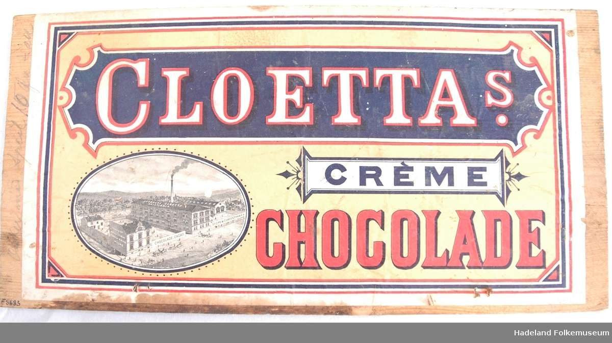 Sjokoladefabrikk