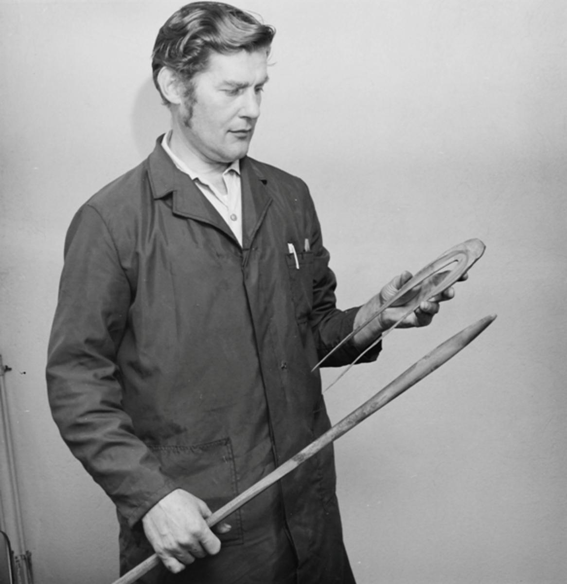 John Hjorteland, formann ved Kvernelands Fabrikk AS