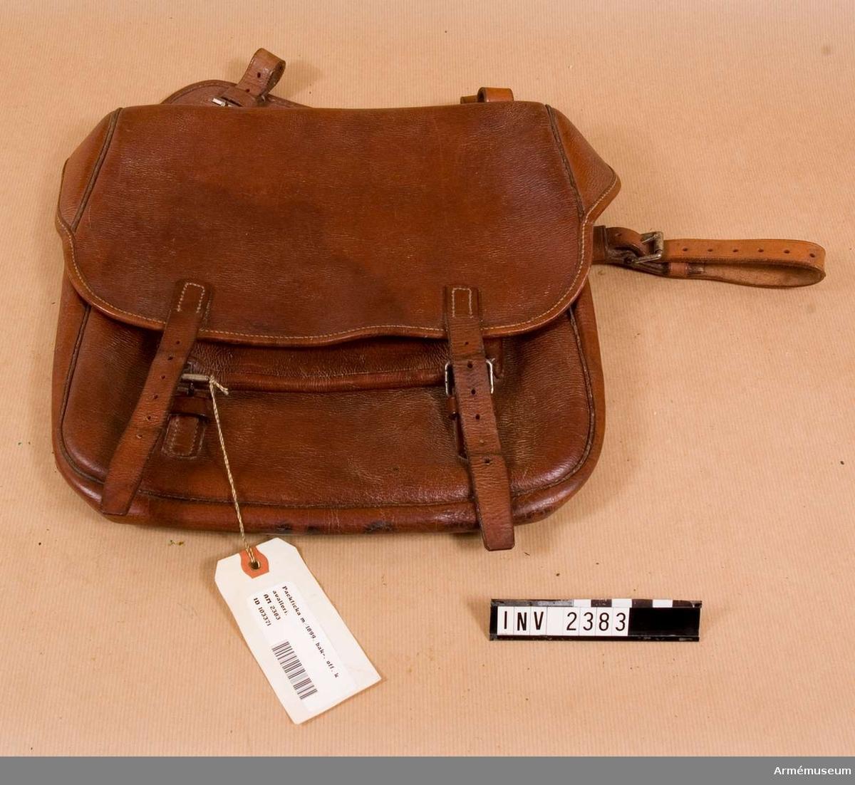 Packficka m/1899