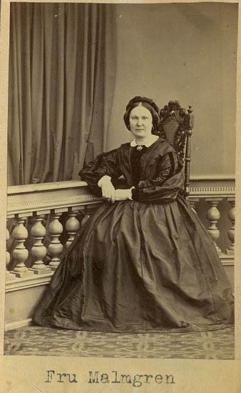 Katharina (Cajsa) Malmgren (1813 – 1889)