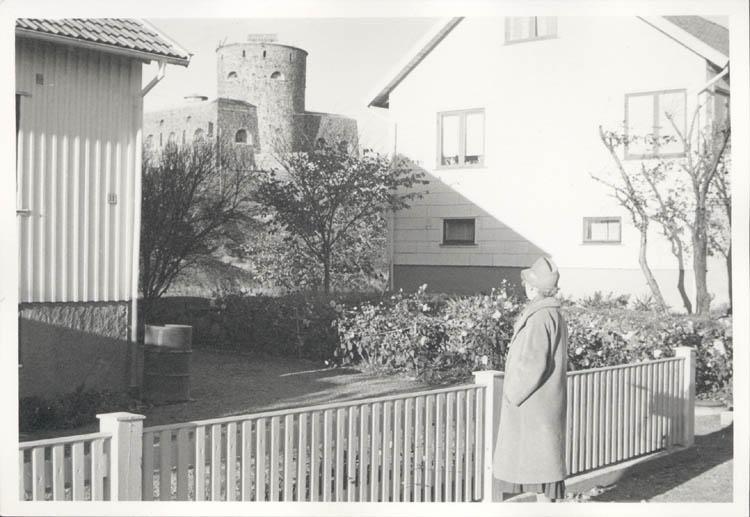 """Noterat på kortet: """"Marstrand. 4.11.1961.""""  ::"""
