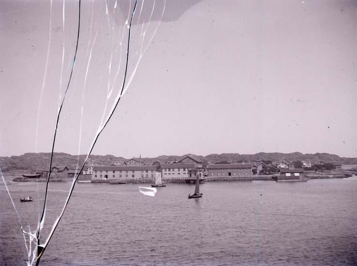 """Enligt text som medföljde bilden. """"Marstrand""""."""