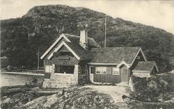 Hus i Bodelid.