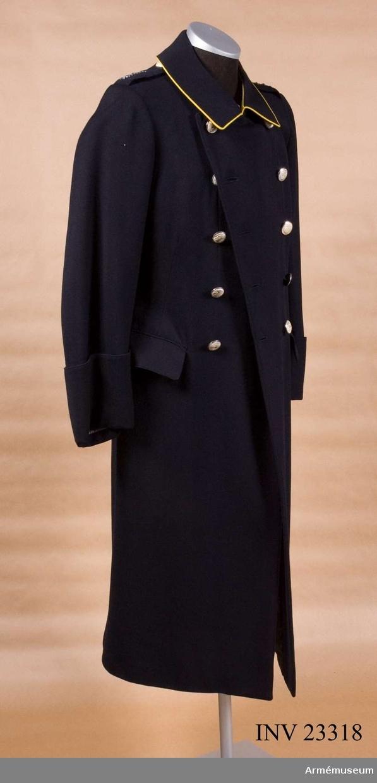 Grupp C I. Buren av kapten Fritz Hallin till uniform AM 1932:65/342