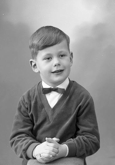 "Enligt fotografens journal nr 9 1958-: ""Johansson, Ragnar Apleröd, Ödsmål""."