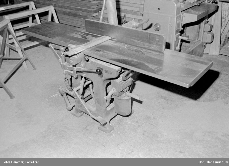 "Motivbeskrivning: ""Widholms industri AB, rikthyvel."" Datum: 19800911"