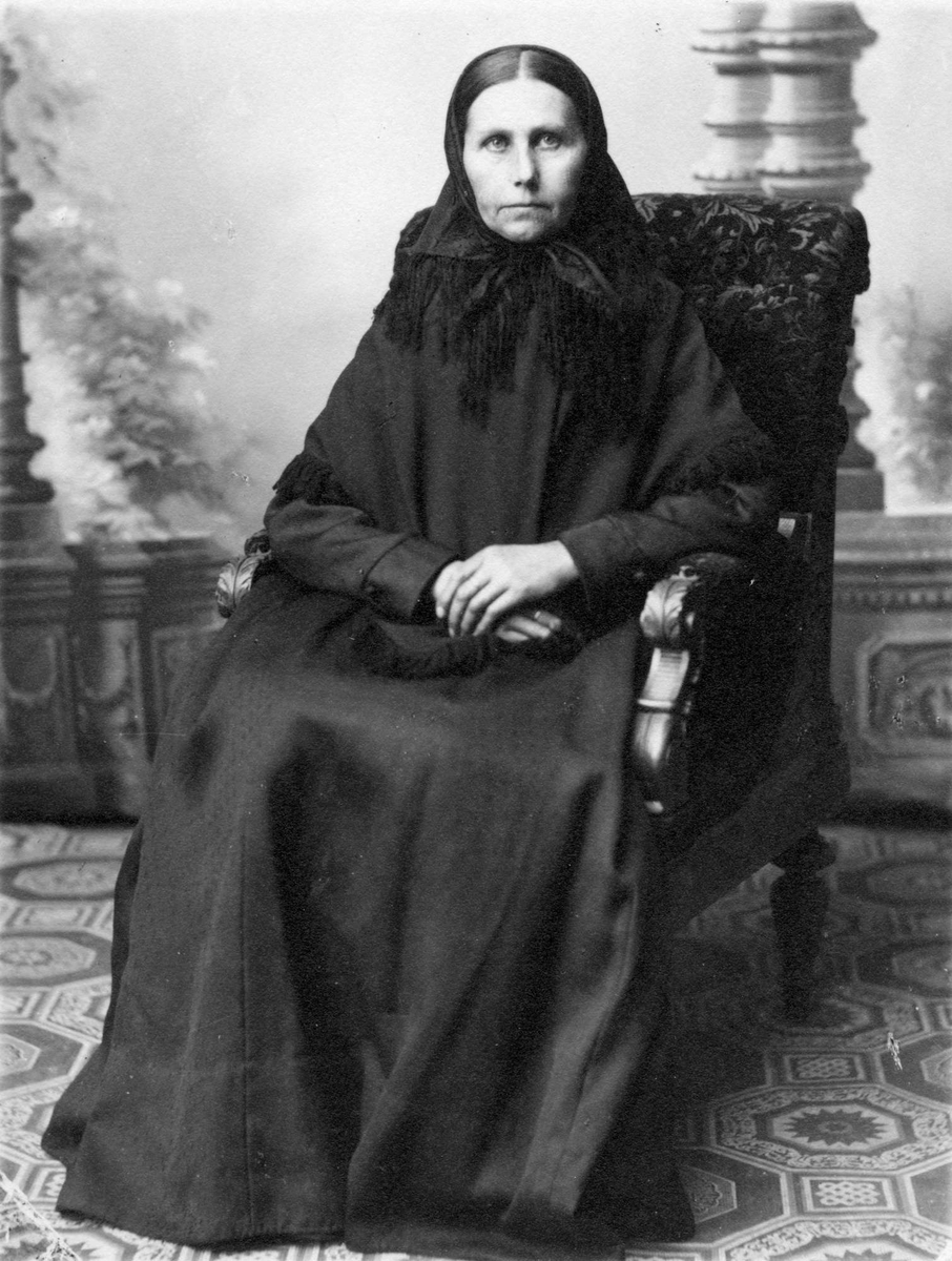 Ingeborg Årstad, f. Sæstad