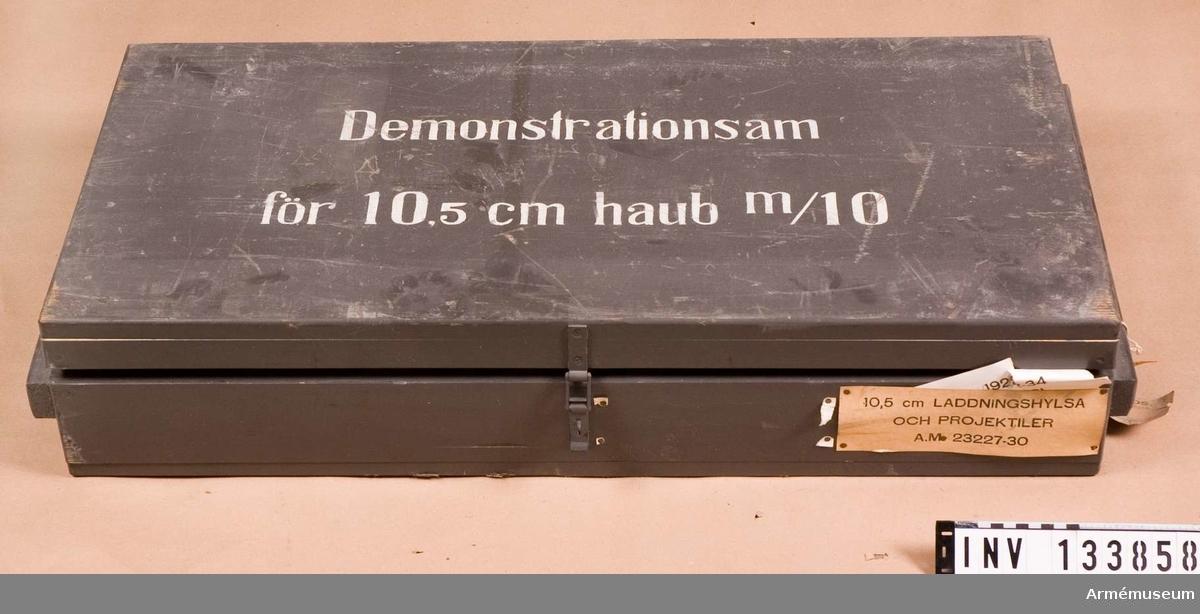 10,5 cm demonstrationsammunition