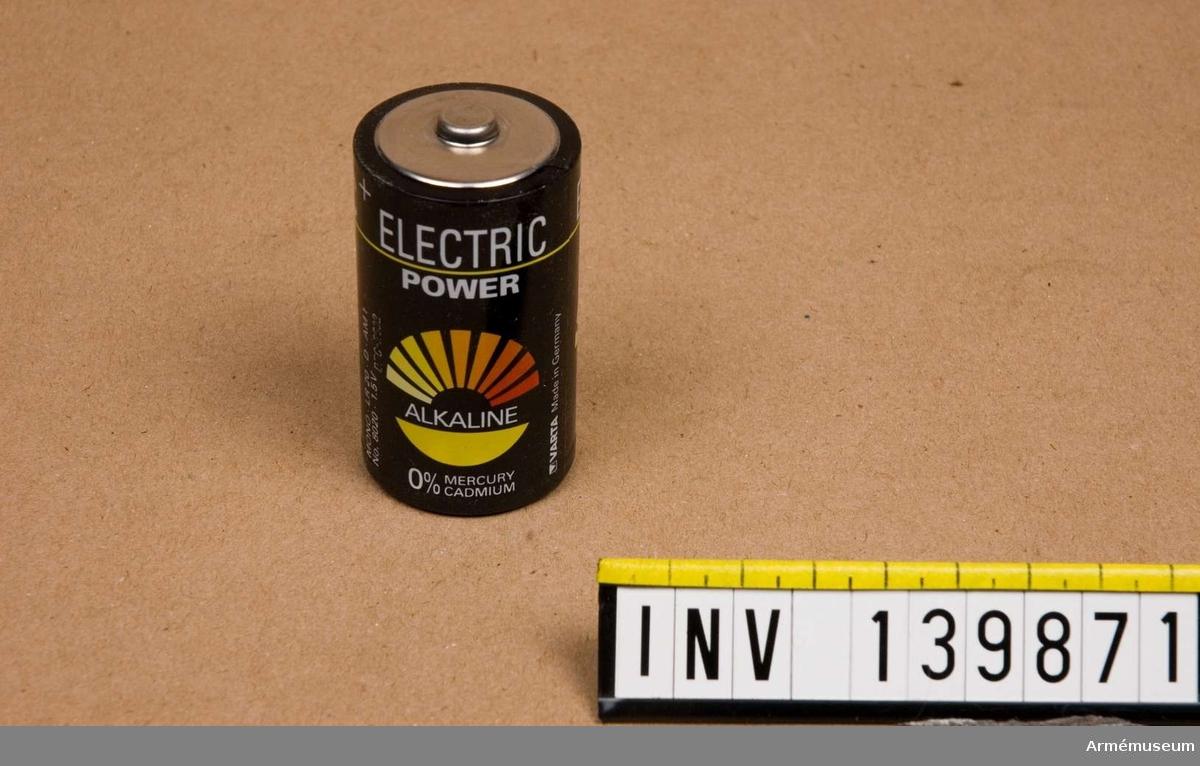Torrbatteri 1,5 V till minsökare 1 MT