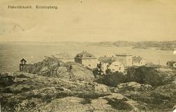 Notering på kortet: Fiskebäckskil. Kristineberg.