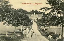 Simmersröds Barnhus, Ljungskile