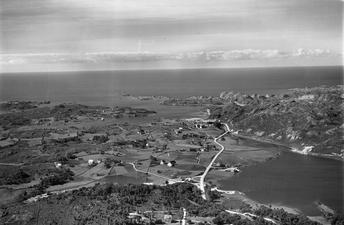 Hellvik, Sandarnes