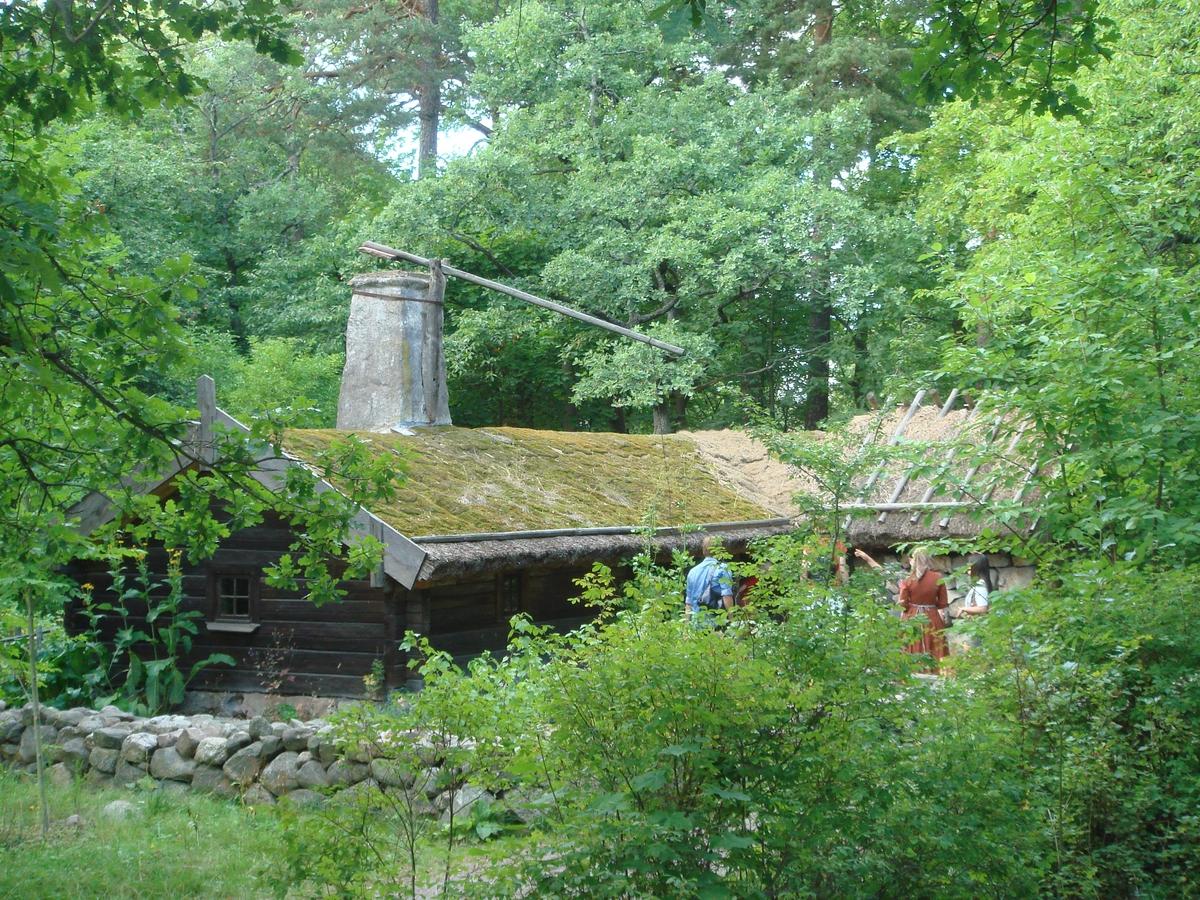 Återinvigd Hornborgastuga har öppnat.