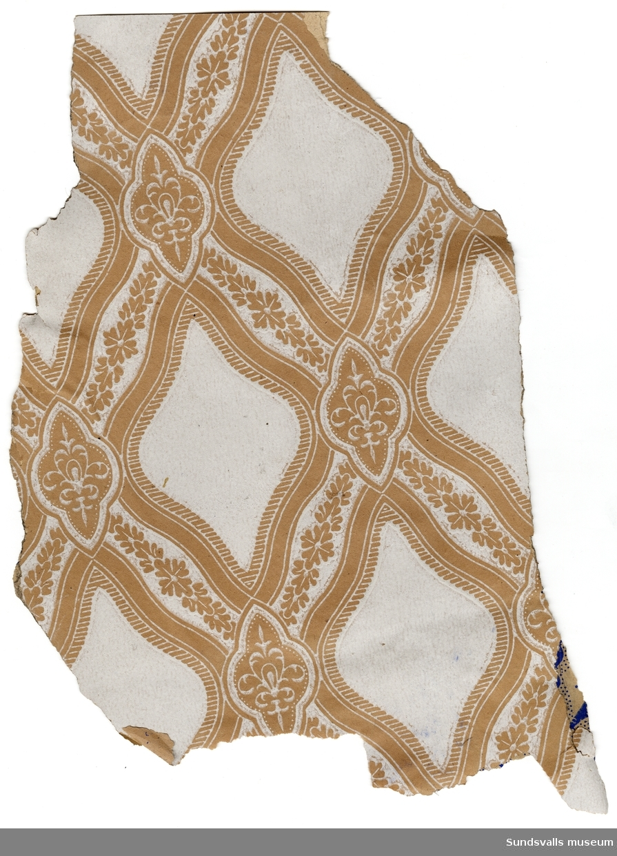 Fragment tapet