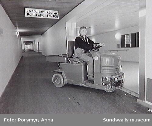 F.d. Sidsjöns sjukhus. Dokumentat