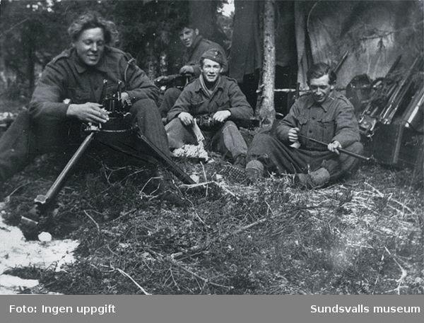 Norsk polistruppsläger, Bataljon 3