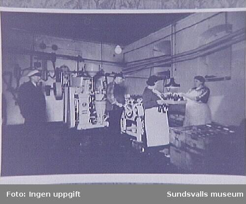 Nordstjernans bryggeri.