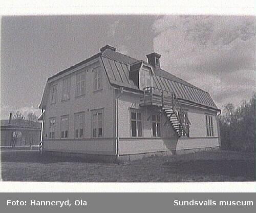 Byggnadsinventering i Högsjö, Indal.