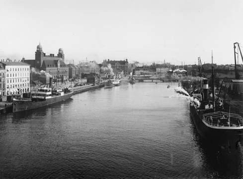 Malmö 1, Sverige