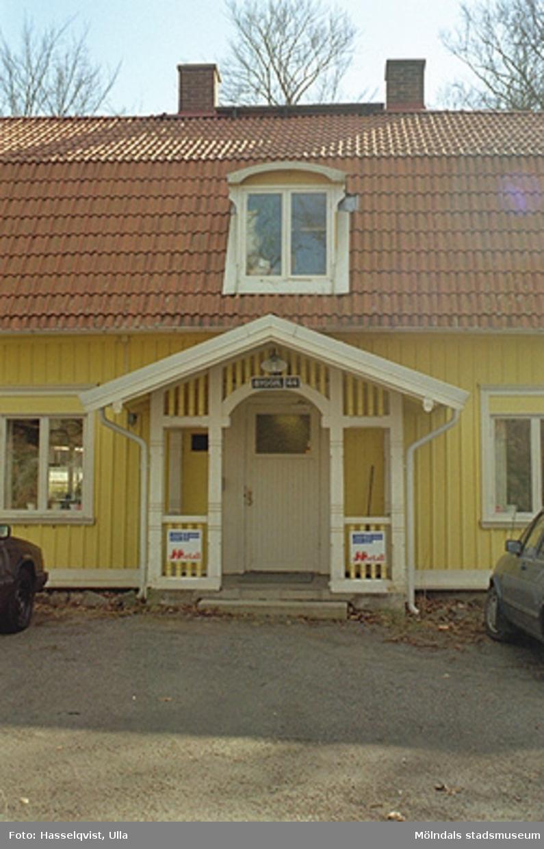 Lackarebäcks gård, 1998-03-20.