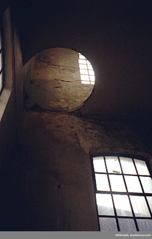 Papyrus Hus 12, transformatorbyggnad 1995-07-18.