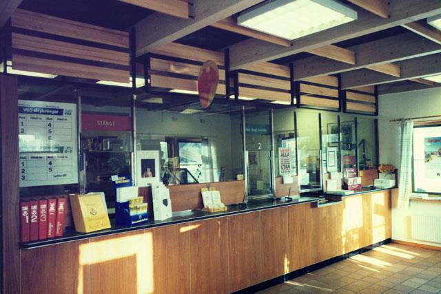 Postkontoret 590 90 Ankarsrum Kungsvägen 27