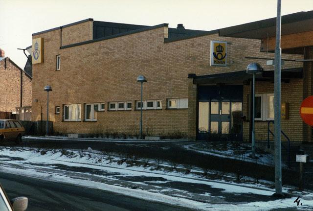 Postterminalen 221 00 Lund Fabriksgatan 1
