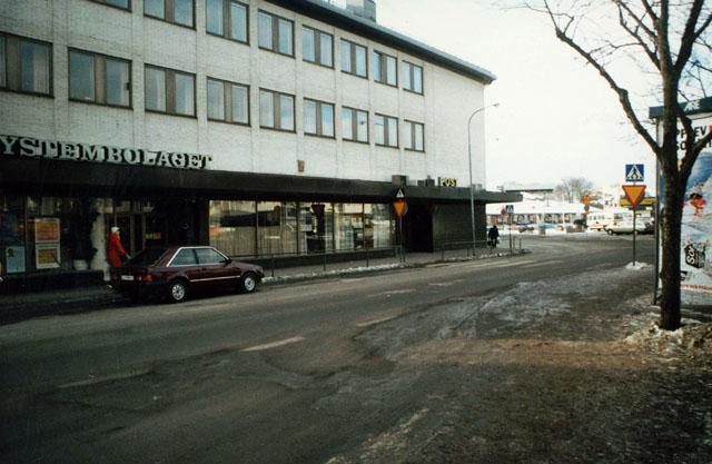 Postkontoret 452 01 Strömstad Södra Hamngatan 8