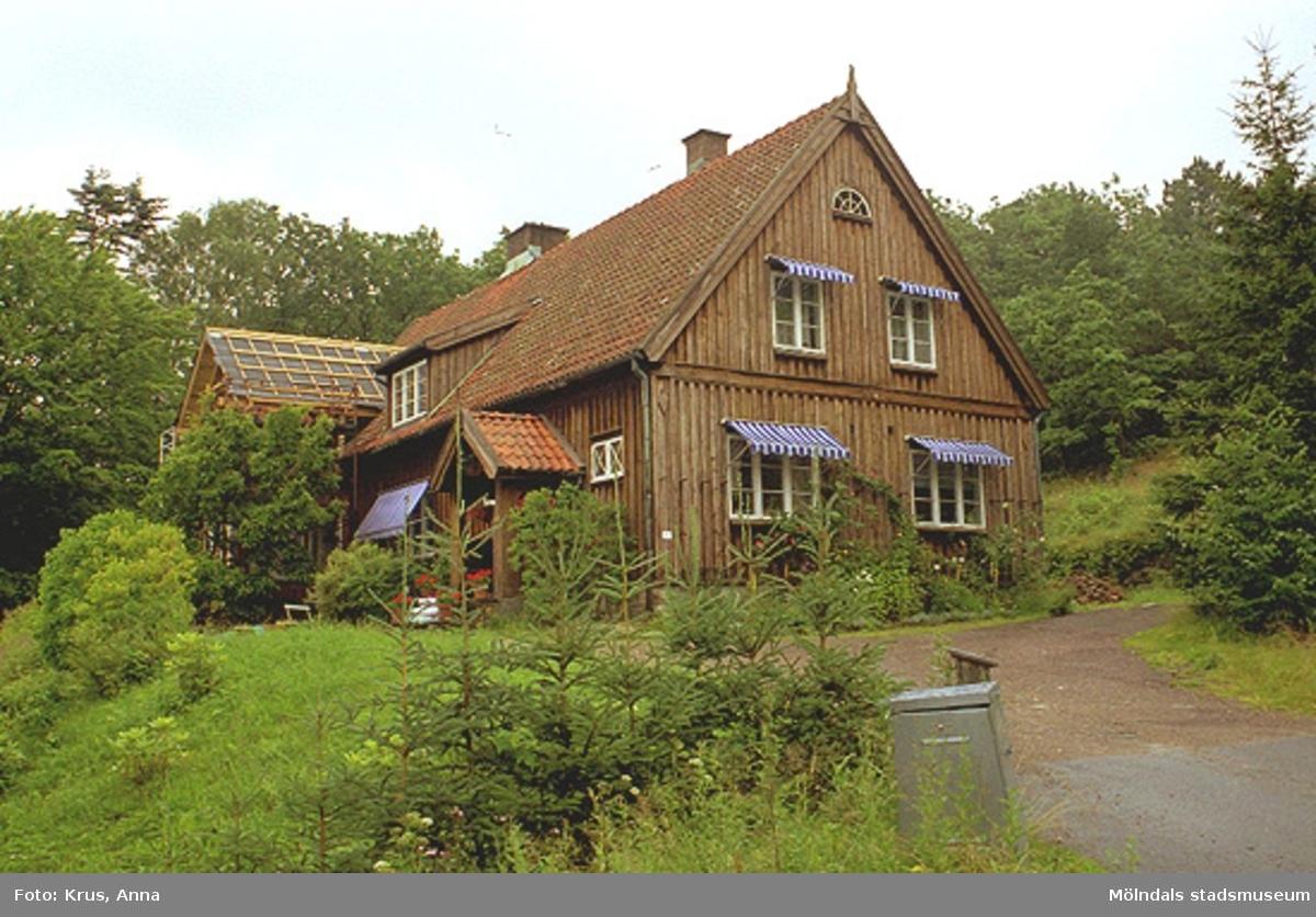 Sommarvilla i Hultets Nordgård.