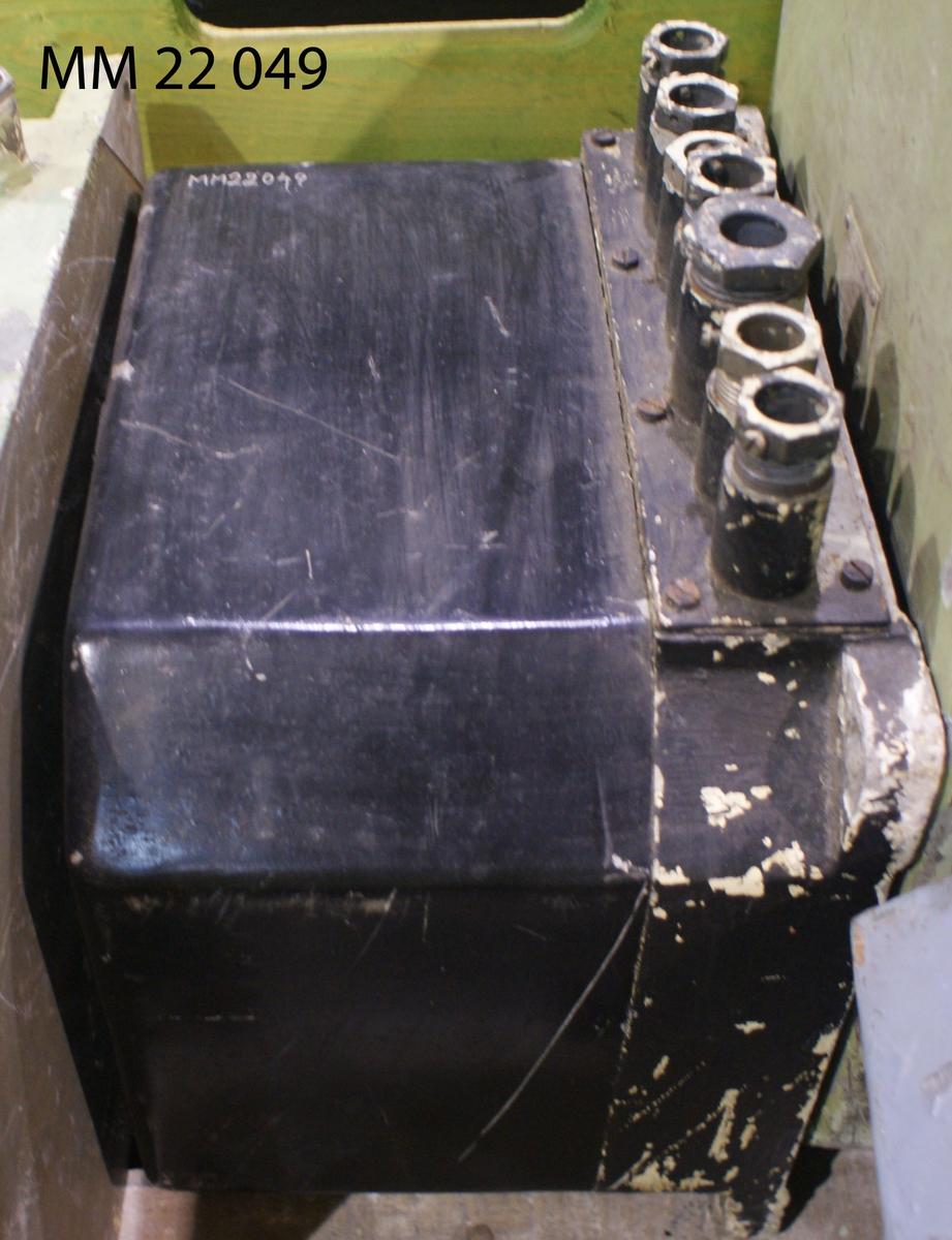 Djupvisare till ekolod Atlas, typ AW 85 S. I hölje av plåt SSS 152,1.