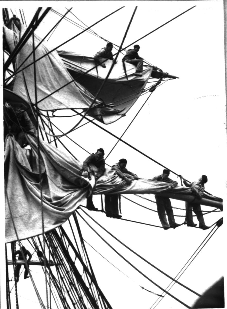 Fartyg: JARRAMAS                        Övrigt: Skeppsgossar på Jarramas