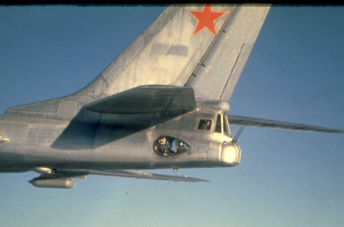 Russisk fly av typen Bear C.