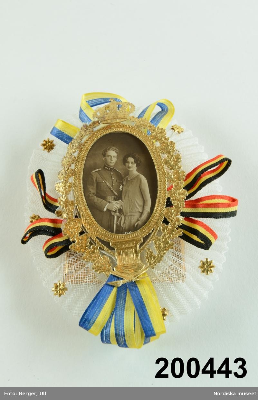 Drottning av Belgien, regent 1934-1935